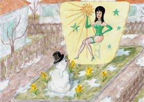 springtime 1, gratis poster jpg