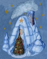 Weihnacht 6, Weihnachtsbild Jpg